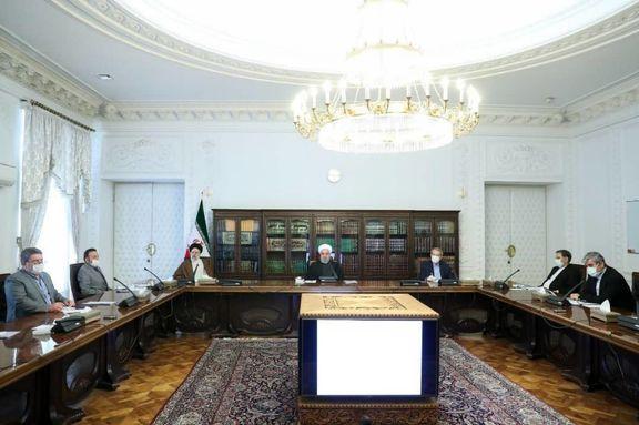 برگزاری جلسه شورای عالی هماهنگی اقتصادی به ریاست روحانی
