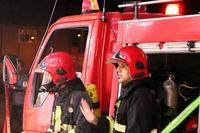 خانواده مردان آتشنشان +عکس