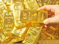 طلا در آستانه تقویت قرار گرفت