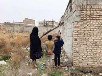 مجیدآباد کهریزک در محاصره ضایعاتیها و کارخانههای پلاستیک