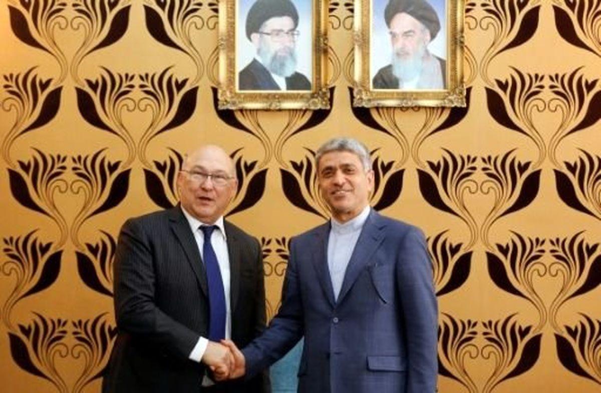 میشل سپن:روابط بانکی با ایران عادی سازی شود