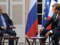 پوتین و ماکرون درباره ایران گفتوگو کردند