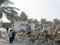 ۱۵سال قبل، وقتی زلزله بم را زیر و رو کرد +عکس