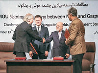 سبقت روسیه از سرمایه گذاران خارجی در ایران