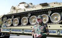 از ادوات و تجهیزات باز تولید ارتش رونمایی شد+عکس