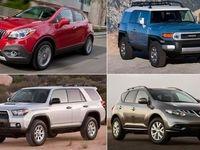 تفاوت خودروهای