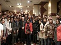 وزیر بهداشت با دانشجویان بازگشته از ووهان دیدار کرد