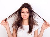 چگونه از موهای خشک خود مراقبت کنیم؟