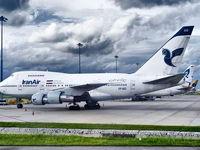 آغاز رایزنی برای سوخت رسانی به هواپیماهای ایرانی