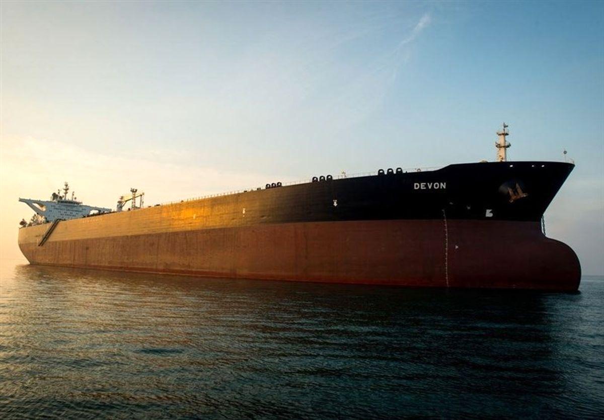 محموله ۵۰میلیون دلاری نفت به ونزوئلا بازگشت