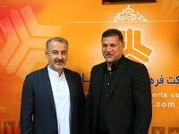 علی دایی سرمربی تیم فوتبال سایپا شد