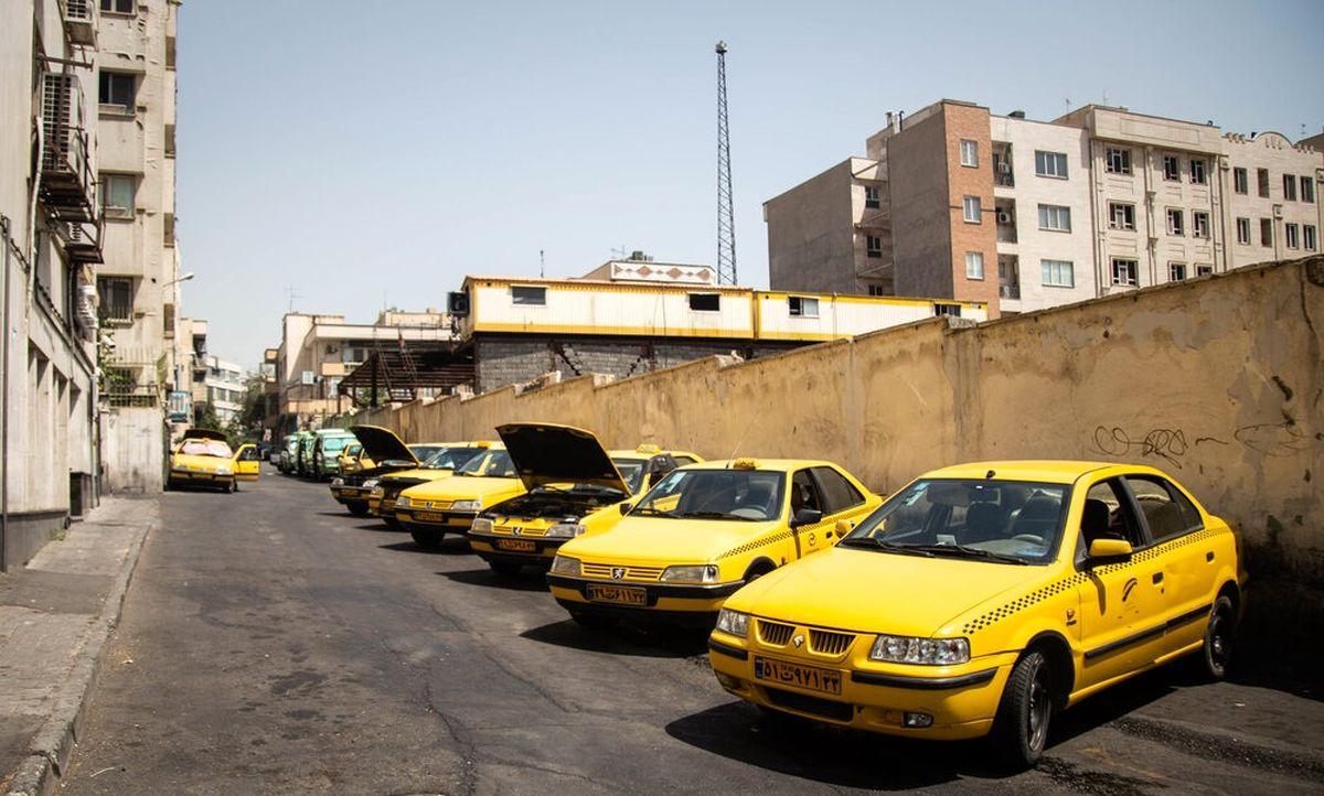 تاکسیهای پایتخت صاحب پروانه بهرهبرداری میشوند