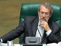 لاریجانی: افزایش حقوق 400هزار تومانی جزو ضریب محسوب میشود/ از مصوبه مجلس اشتباه برداشت نشود