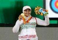 پرافتخارترین ورزشکار زن ایران کیست؟ +عکس
