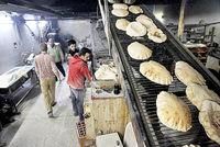 بحران نان و سوخت در سوریه
