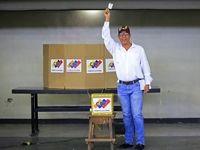 انتخابات در ونزوئلا +تصاویر