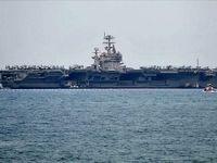 آمریکا یک ناوگروه جدید به خلیج فارس فرستاد