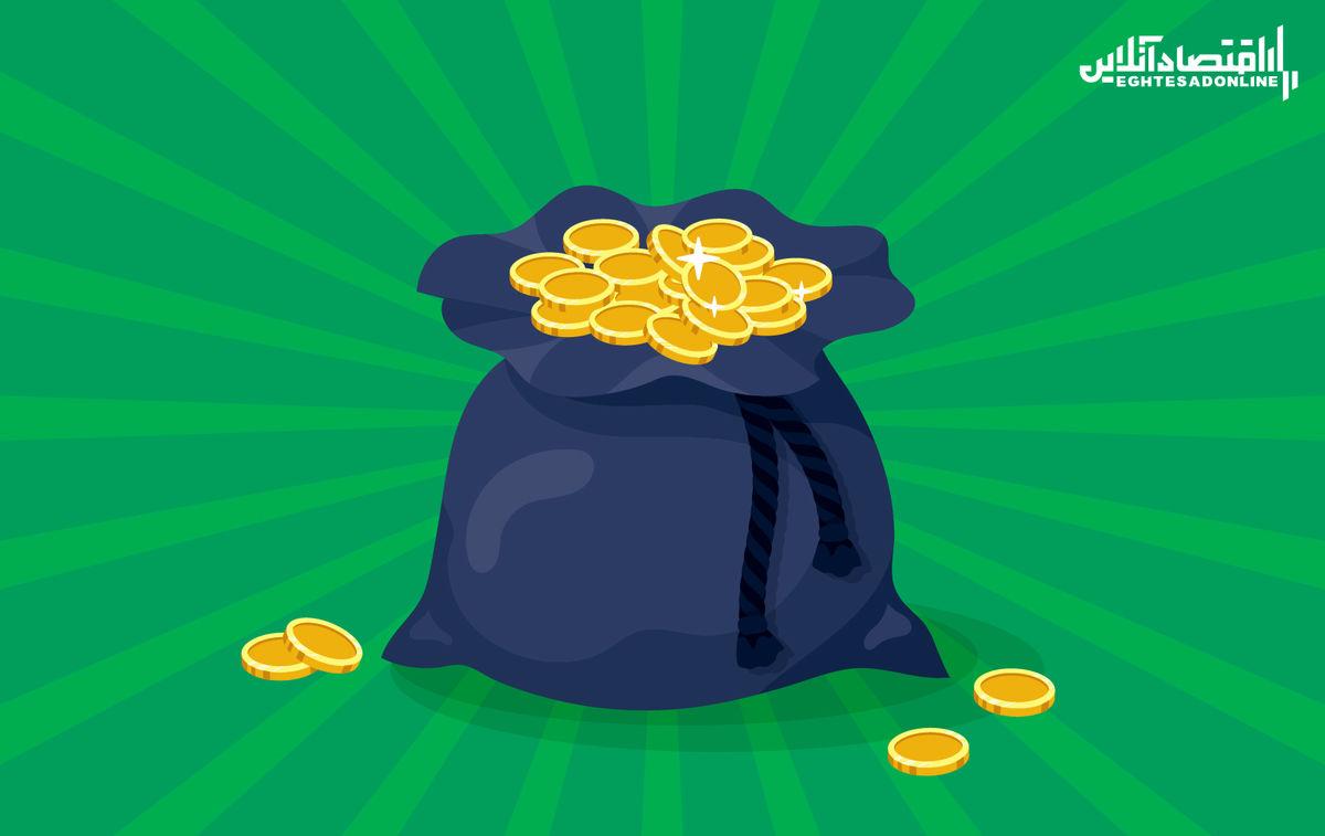 ریزش ۷۰۰ هزار تومانی قیمت سکه (۱۳۹۹/۵/۱۹)