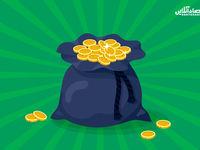 قیمت سکه ۱۰میلیونی نماند!