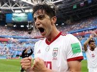 پیروزی آسان ایران مقابل هنگکنگ