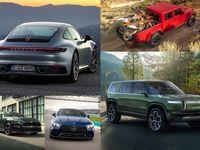 برترین خودروهای سال 2018 معرفی شدند +تصاویر