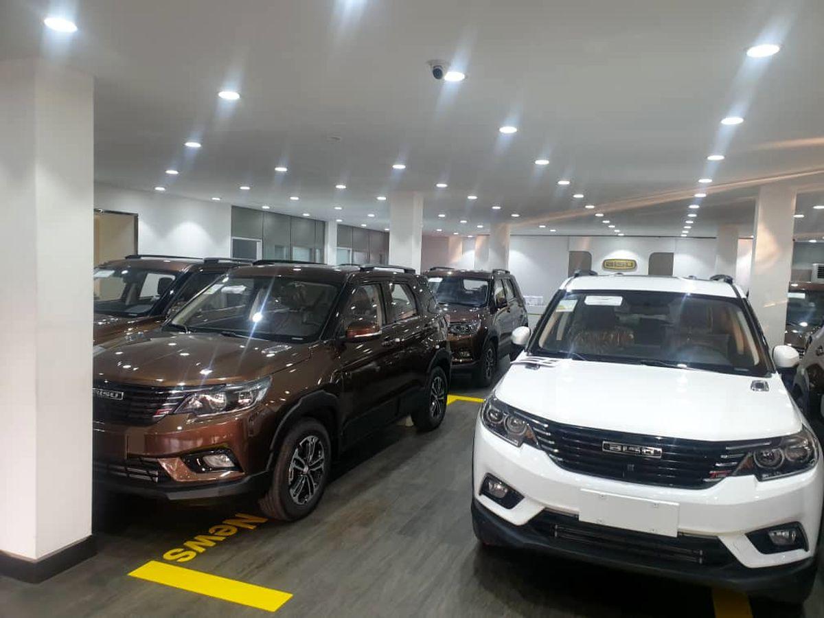 خودروهای بیسو بر اساس اولویت ثبتنام در حال تحویل به مشتریان است