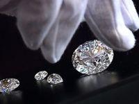 بزرگترین الماس روسیه با قیمت ۱۰میلیون دلار فروخته شد