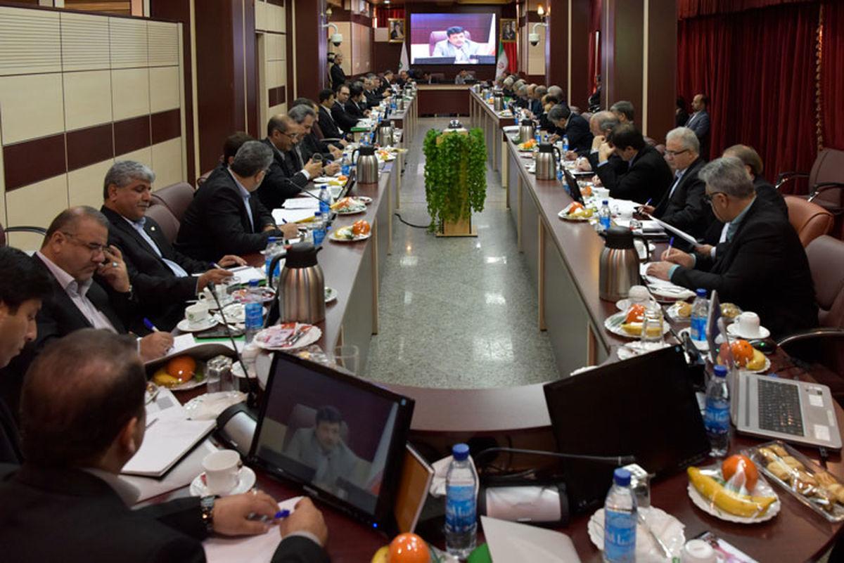 سومین سمینار سراسری مدیران بانک قرض الحسنه مهر ایران برگزار شد