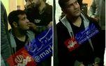 قاتل فراری اراک، پس از دستگیری +عکس