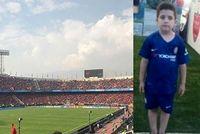 گفتگو با پدر کودکی که در ورزشگاه آزادی فوت کرد +فیلم