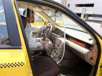 مسافرگیری 3نفره تاکسیها مشرط به داشتن کاور نایلونی