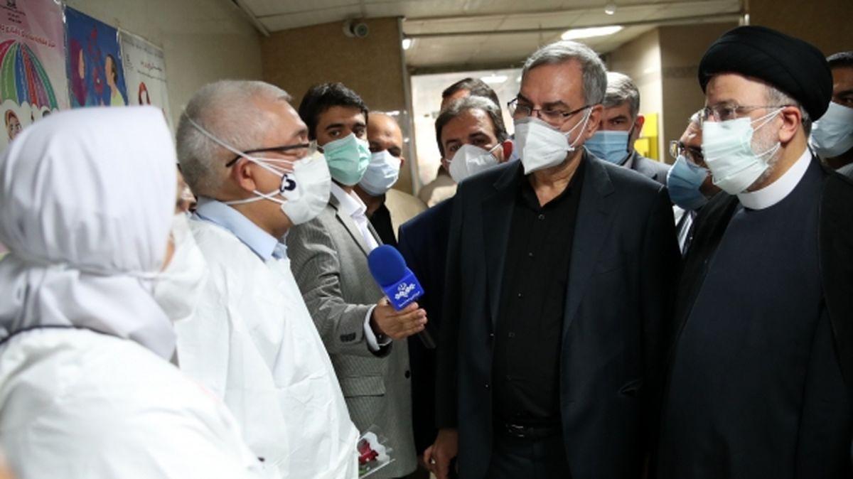 دستور رییسی برای رفع فوری کمبودهای درمانی خوزستان