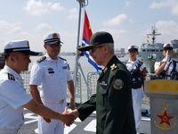 سفر رئیس ستاد کل نیروهای مسلح ایران به چین +تصاویر