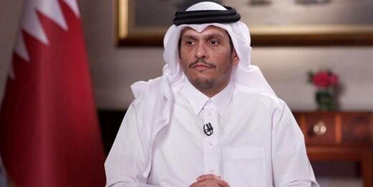 خیال عربستان درباره رابطه ایران و قطر راحت شد!