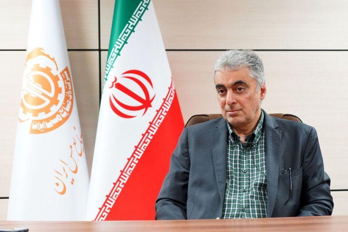 بازدید مدیرعامل شرکت مس از اردوی تیم فوتبال مس کرمان در تهران