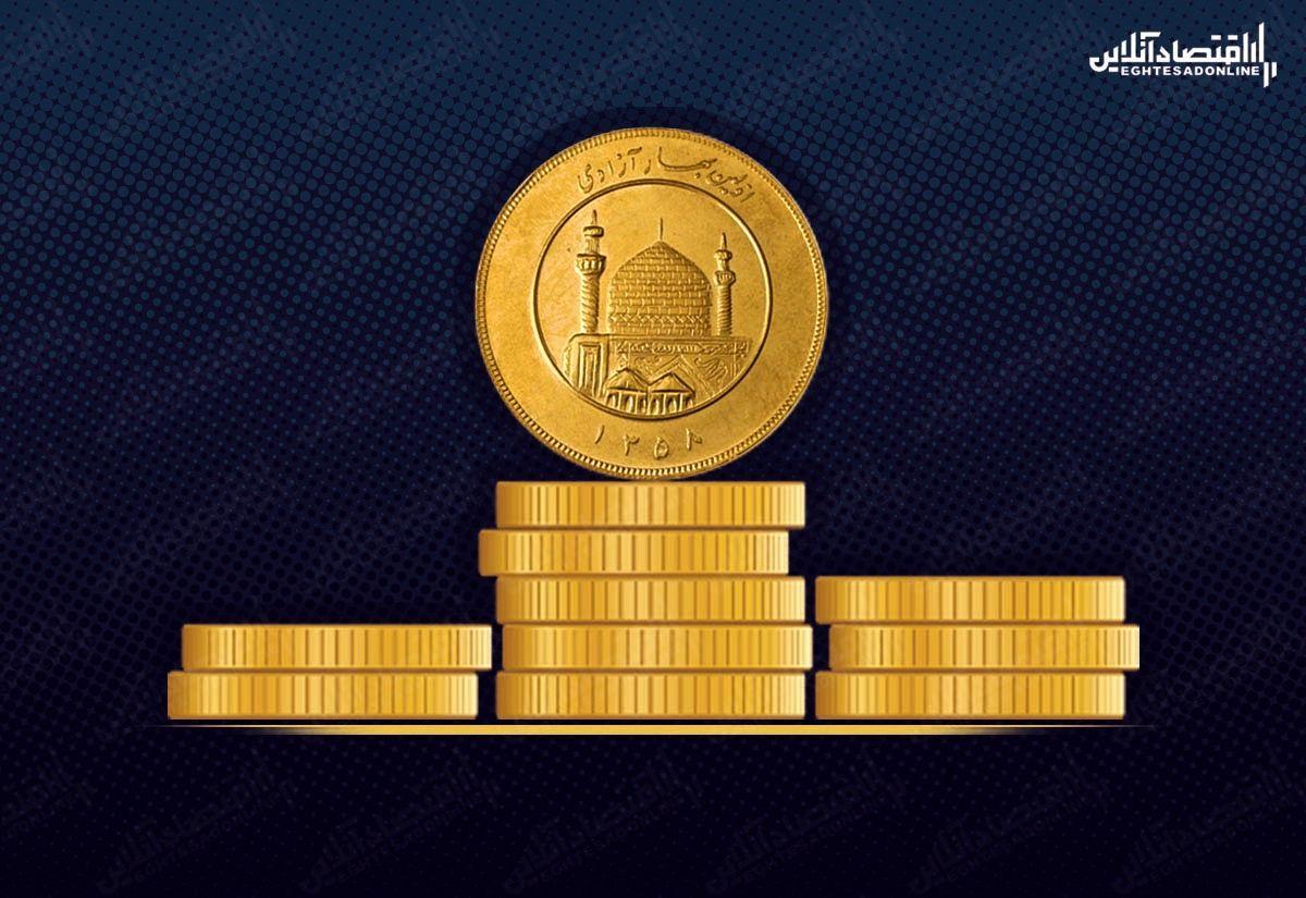 آخرین قیمت سکه (۱۳۹۹/۵/۲۵)