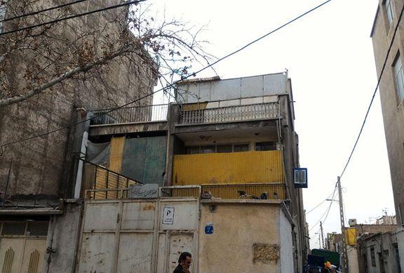 معتادان متجاهر امنیت ساکنان باغ آذری را تهدید میکند