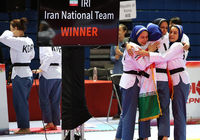 پخش اشتباهی سرود ایران در مسابقات جهانی پومسه