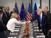 موگرینی: نمیپذیریم آمریکا برای تجارت ما با ایران تصمیم بگیرد
