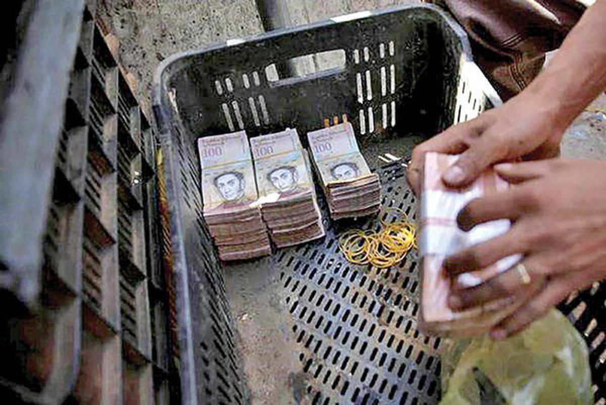 حداقل حقوق در ونزوئلا ۳۰۰درصد افزایش یافت