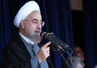 روحانى: هیچ کس نمیتواند این ملت بزرگ را مایوس کند/ ملت بزرگ ایران با هرگونه توطئه مقابله میکند