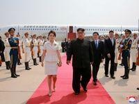 چهارمین سفر خارجی رهبر کره شمالی +تصاویر