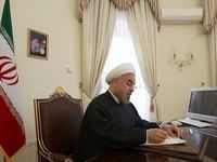 روحانی از حضور حماسی مردم قدرشناس ایران تجلیل کرد