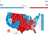 چرا نتایج انتخابات آمریکا اعلام نمیشود؟