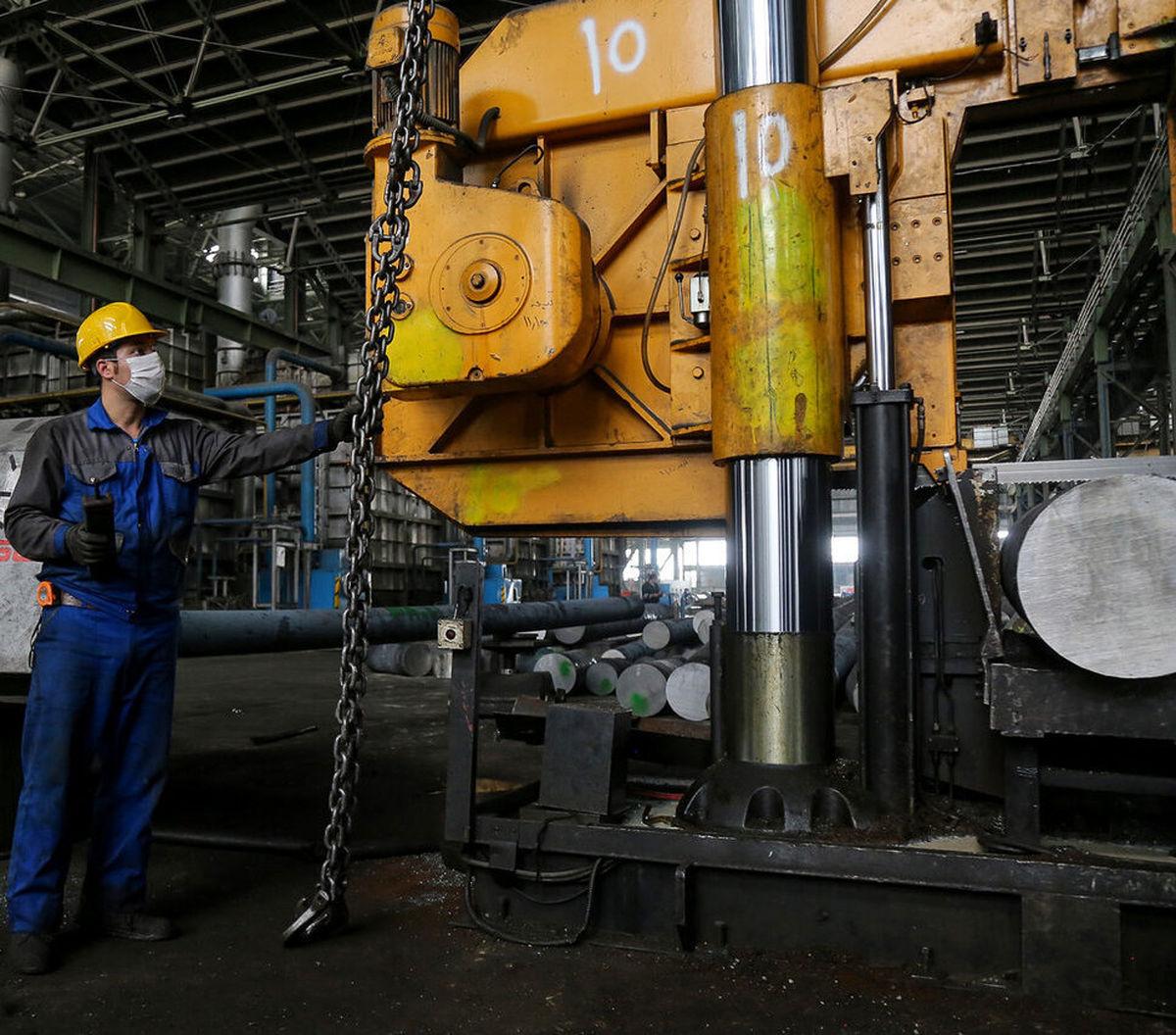 تولید کدام کالاهای منتخب بخش صنعت و معدن کاهش یافت؟