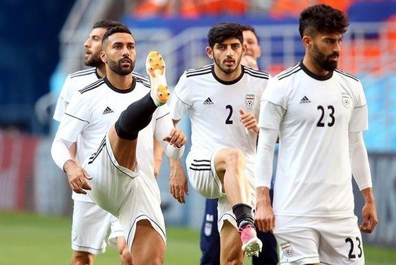 چهکسی دیدار امشب ایران در جام جهانی را گزارش میکند؟