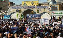 راهپیمایی حمایت از اقتدار و امنیت در قم +عکس