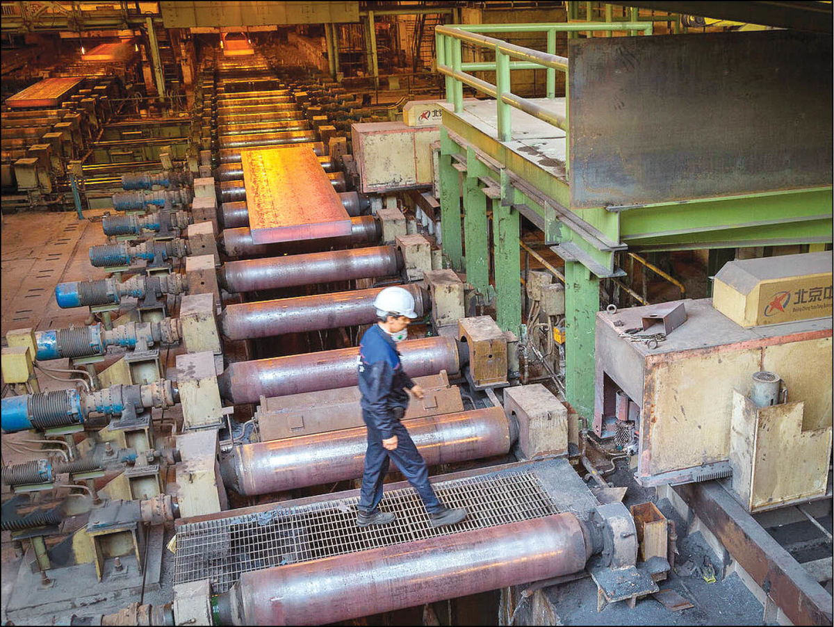 تأثیر قطع برق بر صنعت فولاد و سیمان