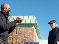 ورود تمامقد اوباما به کمپین بایدن