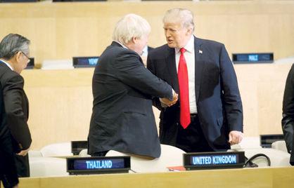 لندن در میانه کشمکش واشنگتن و بروکسل بر سر ایران